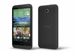 HTC Desire 510 - 4GB - Jet Black (Virgin Mobile) No Contract Smart Phone 4G LTE