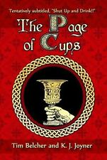 The Page of Cups - Tim Belcher and K. J. Joyner mead cookbook paperback