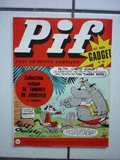 PIF  GADGET /  NUMEROS  90   / NOVEMBRE  1970