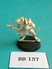 Blood Bowl 3rd Edition Skaven Team - Storm Vermin Player - Metal BB157