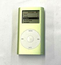 Apple iPod Mini, 1st generation, 4GB - Green (Scratch & Dent)