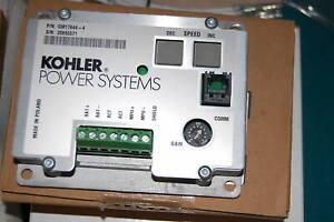 KOHLER GM36253 GOVERNOR CONTROL BOARD