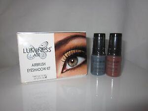 "New Luminess/Stream Air Airbrush Eyeshadow Duo ""Shabby"" ES12 & ES41 Free ship"