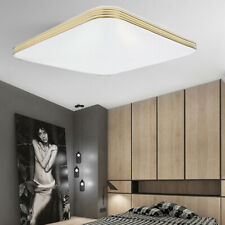 24W Ultra-thin Square LED Ceiling Light Super Bright f Kitchen Bathroom Bedroom
