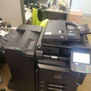 laser printer scanner copier KYOCERA TASKalfa 3551ci