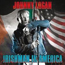 Johnny Logan - Irishman In America [CD]