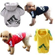 Pet Dog Winter Hoodies Jumpsuit Cat Warm Sweatshirt Clothes Jacket Coat Apparel