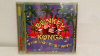 Donkey Konga The Hottest Hits CD