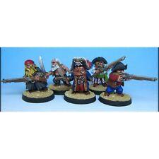 Armorcast Lance & Laser Dwarf Scruntie Pirates (5) Frostgrave D&D Bob Olley