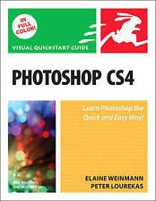 Photoshop CS4: v. 1: Visual QuickStart Guide (Visual QuickStart Guides), Loureka