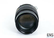 Makinon 135mm F2.8 MC Auto Lens - Nikon AI Fit - 848965 - *READ*