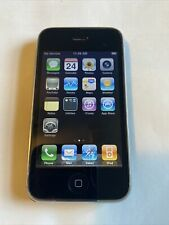 Apple iPhone 3G - 8GB - Black (AT&T) A1241
