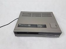 Panasonic nv-730b VCR VIDEO REGISTRATORE VHS Player motore al quarzo retro vintage RARE