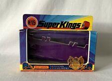 Vintage Empty Matchbox Super Kings K-15 Silver Jubilee Box