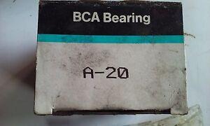 Ford, Lincoln, Mercury & Ford Truck A20 BCA Bearing Rear Axel bearing