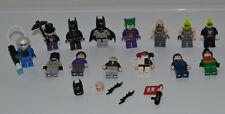 Lego Figuren Sammlung - Batman - aus Set 7783