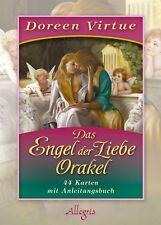 Das Engel der Liebe-Orakel, Orakelkarten Virtue, Doreen