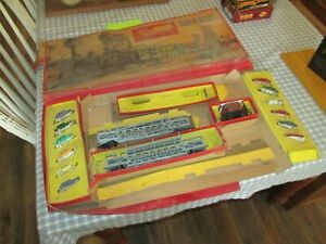 Triang Hornby RS62  Car-A-Belle -Incomplete/Spares -Boxed