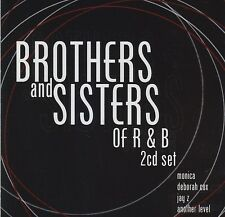 BROTHERS & SISTERS OF R&B / VARIOUS ARTISTS - 2 CD SET
