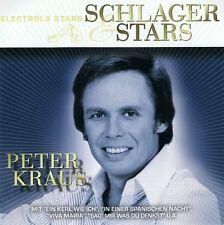 PETER KRAUS - SCHLAGER & STARS - CD NEU