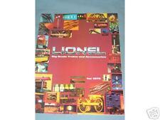 1978  LIONEL  CATALOG- NEW