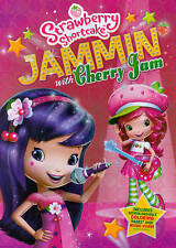 Strawberry Shortcake: Jammin With Cherry Jam DVD DISC ONLY NO CASE NO COVER ART
