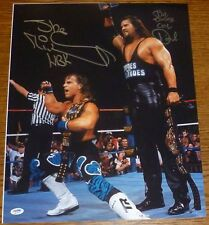 Kevin Nash Diesel & Shawn Michaels Signed 16x20 Photo PSA/DNA COA WWE Autograph