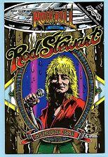 ROD STEWART Comic Book; Revolutionary Rock N Roll; Nov 1991 1st Print NM/M