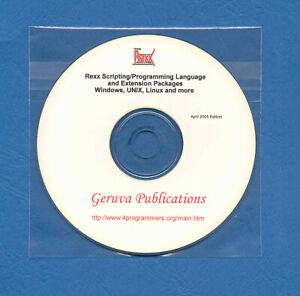 REXX Programming Language+Extensions-Windows UNIX linux
