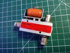 Coaxial Relay SPST , DC - 1GHz , 28 VDC , BNC , Dow-KEY DK77 , RF signal Switch