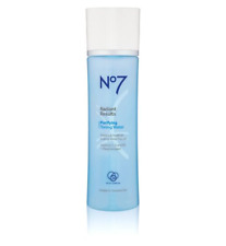 No7 Radiant Results Purifying Toning Water 1x200ml NEW