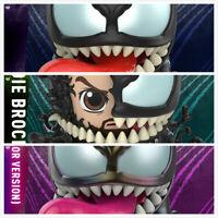Hot Toys COSB625-627 COSBABY Marvel Venom Bobble-Head Cute Action Figures