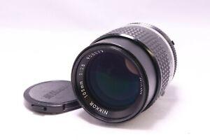 Nikon 105mm F2.5 Nikkor Film Prime AI-S Lens -BB 837-