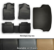 Husky Liners WeatherBeater Front, Rear and Trunk Floor Mats - Choice Of Color