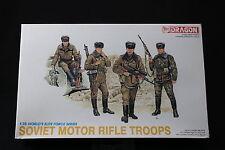 YJ018 DRAGON 1/35 maquette figurine 3008 Soviet Motor Rifle Troops