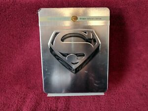 (DVD) SUPERMAN Ultimate Collector's Edition (DVD, 2006, 14-Disc Set) OOP