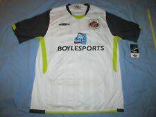Vintage SUNDERLAND AFC 2009-10 Football Shirt - L