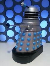 """Doctor Silver & Blue Dalek Invasion of Earth 1960s Style B&M Classic 5"""" Figure"""