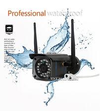 Waterproof  Wireless WiFi HD 720P IP P2P Camera Home Security CCTV Night Vision