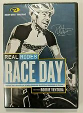Real Rides Race Day with Robbie Ventura Dvd 2006 Racing Simulation Train New