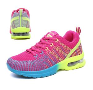 NEW Women's Casual Breathable Sneakers Sports Comfortable Walking Athletic Shoes