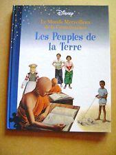 Les peuples de la terre Le monde merveilleux de Disney volume 5 /Z7