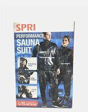 "Spri Performance Sauna Suit L/Xl Waist Size 36"" to 44"" New"