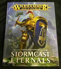 Warhammer edad de Sigmar Círculo De Sangre Libro sólo no-muertos BRETONNIA Fantasía
