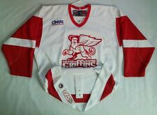 RARE MADE CANADA SP GRAND RAPIDS GRIFFINS AUTHENTIC HOCKEY GAME JERSEY SIZE 52
