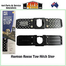 Hayman Reese Tow Hitch Step for Tow Ball Hitch Mount rated 120kg