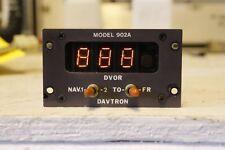 (4524) Davtron Model 902A Chronometer 14V