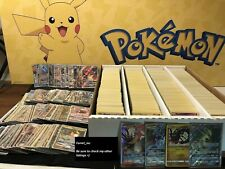 Huge pokemon card collection lot. Ultra Rare EX/GX | Holos | Rares | Tag Team