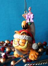 Paws 20 years of Garfield Ornament 1996 Garfield on Moon