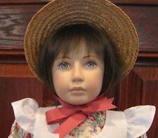 """23"""" Fawn porcelain Doll Handmade"""